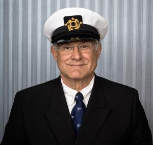 Commodore Mark Cetta